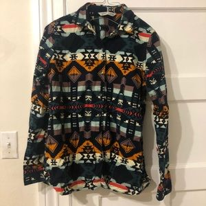 Woolrich Multi-Colored Flannel